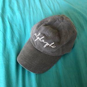 Accessories - Alpha Phi Baseball Hat
